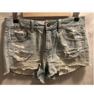 Size 4 American Eagle Jean Shorts